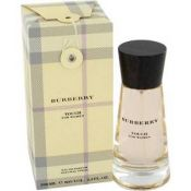 Описание аромата Burberry Touch For Women